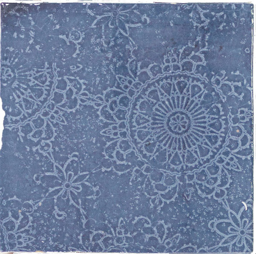 Craft Midnight Blue Glossy Decor 12.5x12.5
